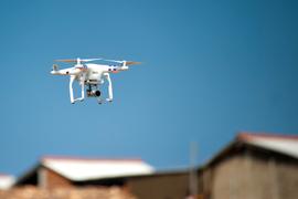 Utilities Adopt Drones Worldwide