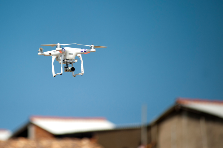 Many utilities are using drones to conduct inspections on power lines and pipelines.