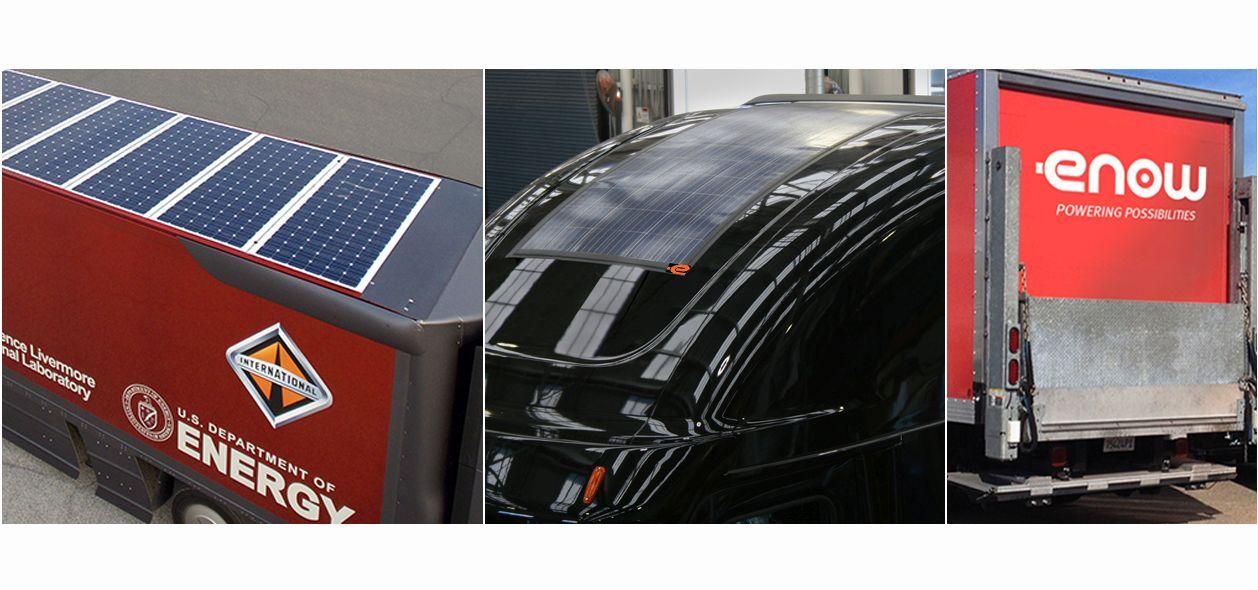 eNow Launches Solar Test Program
