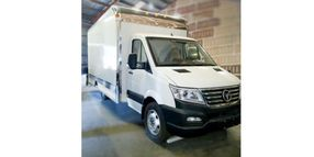 GreenPower Completes First EV Star CarGo+