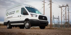 Lightning Systems Raises $41M for Electric Powertrain Ramp Up
