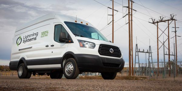 Lightning Systems, a developer of zero-emission drivetrains for commercial fleets, announced the...