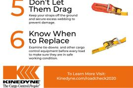 6 Tips for Cargo Securement: Tie-downs