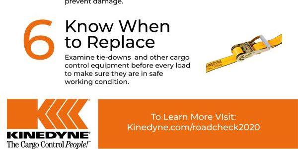 Even the highest-quality cargo securement equipment will become less effective over time due to...