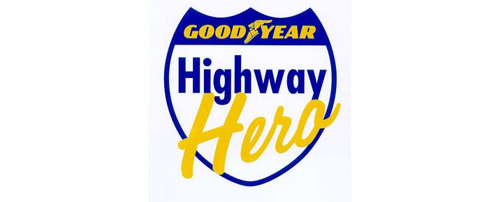 This marks the 37th year Goodyear will be honoring a truck driver with this award.  - Image: Goodyear
