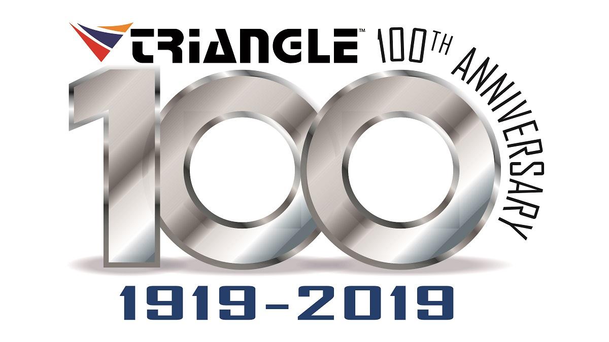 Triangle Suspension Celebrates 100 Years