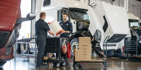The 500-hour DATE program will train students to work on Volvo trucks, including electrical and...
