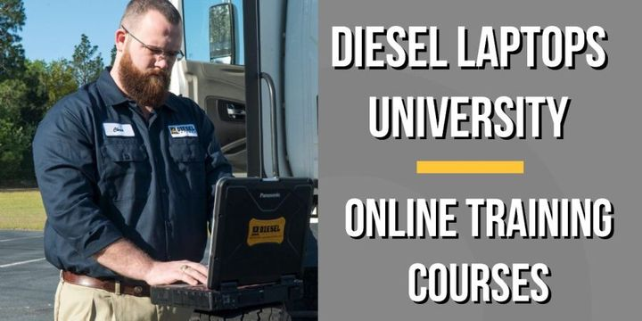 Diesel Laptops University is an interactive, online learning platform resulting from the partnership with Today's Class.  - Image courtesy of Diesel Laptops