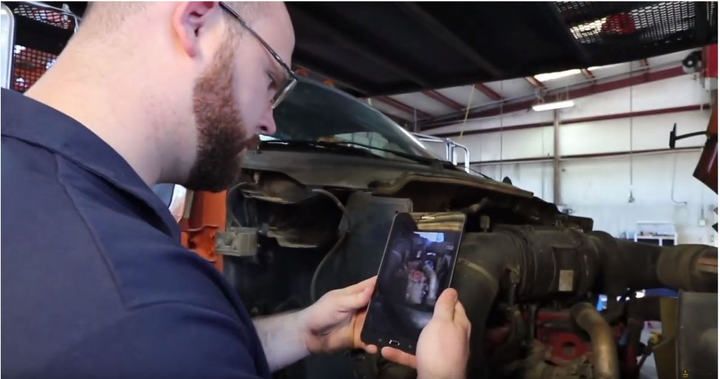 The Virtual Diesel Technician Program provides virtual, unlimited access to certified, in-house diesel technicians. 