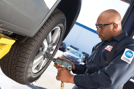 Pep Boys Expands Tire Installation with Amazon.com