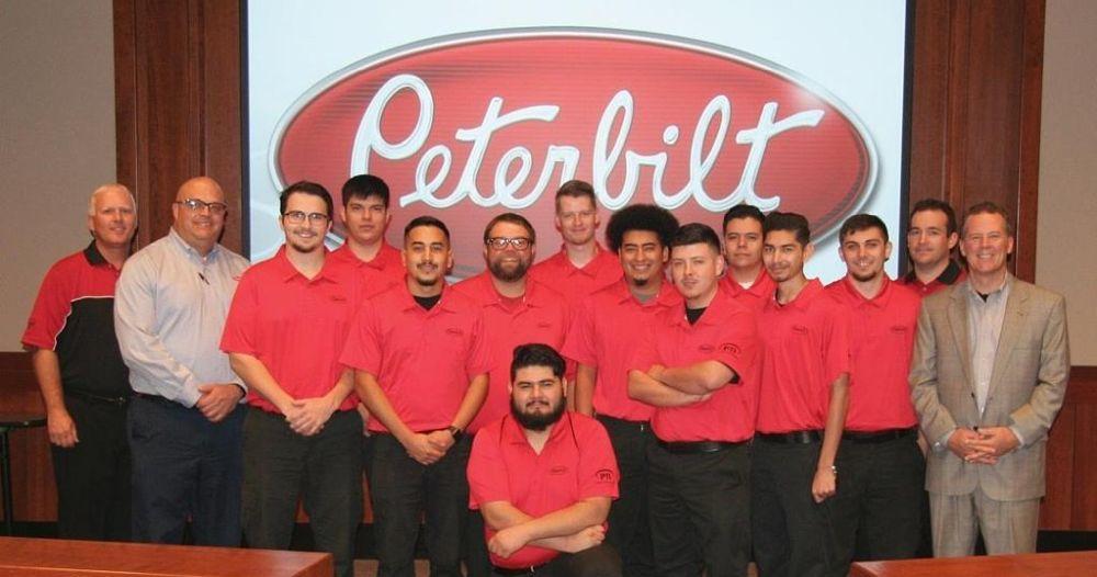 Peterbilt Graduates 50th Technician Class