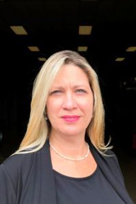 Gina Harlan, CFO,Mitsubishi Fuso Truck of America  -