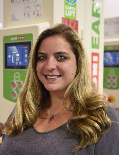 Jacqueline Cullison, operations specialist for Stertil-Koni -