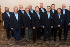 Penske Logistics Adds 15 Truck Drivers to Wall of Fame