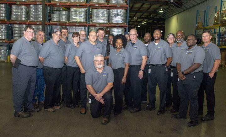 Bridgestone Americas celebrated the 50th anniversary of it Bandag retread manufacturing plant in Oxford, North Carolina on Sept. 26, 2019.  - Photo: Bridgestone