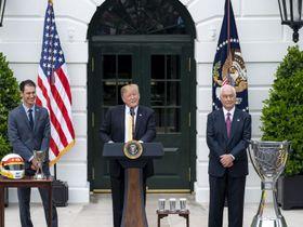 Trump to Award Roger Penske Medal of Freedom