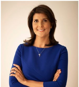 Nikki Haley, U.S. Ambassador to the United Nations (2017–2019)