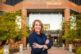 Enterprise Names Chrissy Taylor CEO