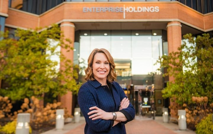 As CEO, Taylor will oversee global strategy and operations for Enterprise Holdings, which along with its affiliate Enterprise Fleet Management, offers extensive car rental, carsharing, truck rental, fleet management, retail car sales, and other transportation services. - Photo courtesy of Enterprise.