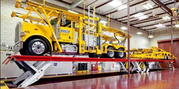 Stertil-Koni's network of distributors across North America will host live vehicle lift product...
