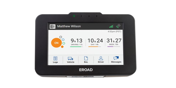 In the past several months, EROAD has continued to add HOS rulesets and exemptions, including short haul, adverse driving, personal conveyance, agriculture, and others to its ELD solution. 