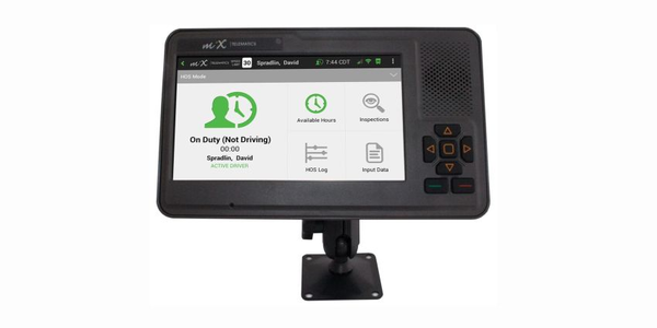 In addition to Hours of Service, the solution will also help LineStar improve driver behavior...
