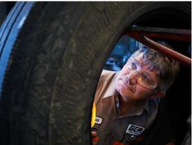 Bridgestone Restarts Commercial Tire Operations