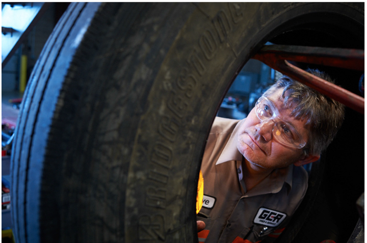 The company's start-up plans reflect the performance trend in several key areas of its commercial and diversified products businesses not as severely affected by the current crisis. - Photo: Bridgestone