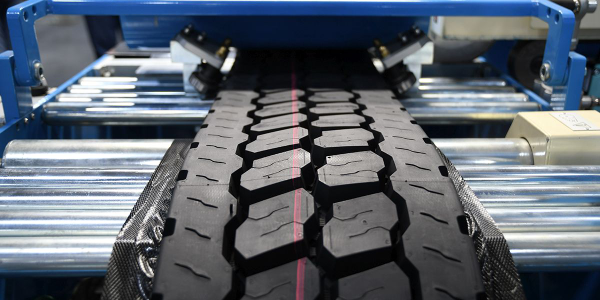 "Many tread patterns are identical to Continental's new tires, giving customers a ""looks like..."