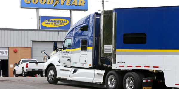 Convoy's technology platform connects shippers with independent carriers, small fleets, and...