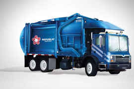 Republic Services Expands Natural-Gas Fleet