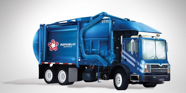 Republic Services operates the seventh largest vocational fleet in the country, and its CNG...