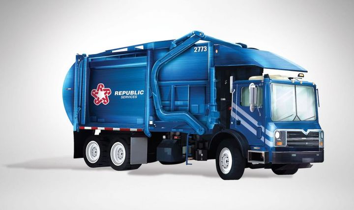 Increasing industrial activities & huge waste generation across the globe has led to the growth of the garbage collection trucks market.
