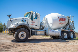 Lauren Concrete Deploys Lytx to Entire Truck Fleet