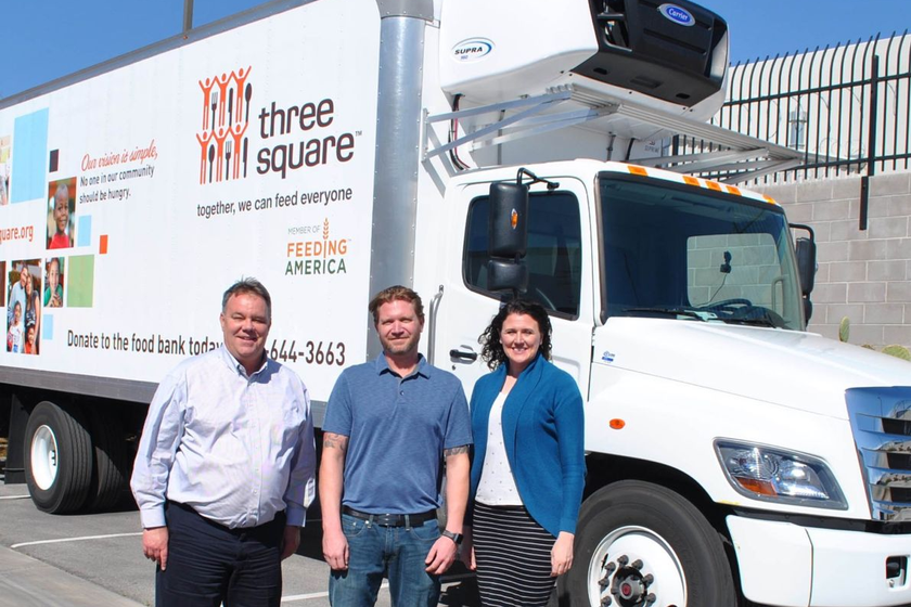 Since 2017, Carrier Transicold's grant program in support of Feeding America's network of food...