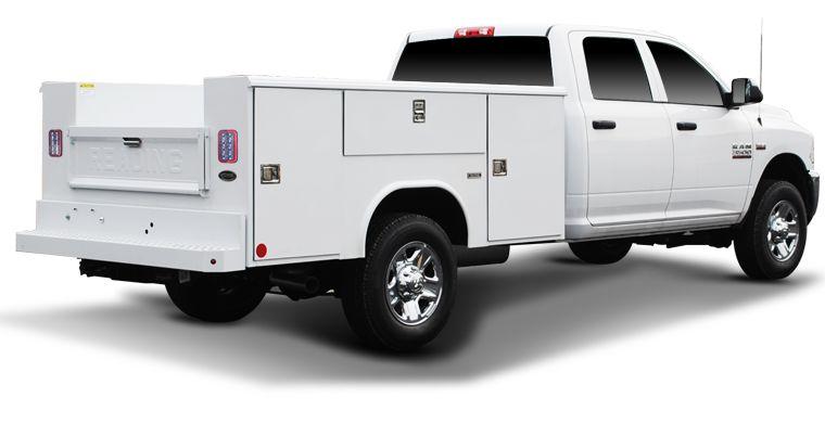 Reading Truck Body Celebrates 40 Years of Aluminum