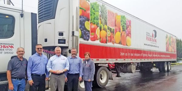 Serving Central Pennsylvania – Carrier Transicold recently gave the Central Pennsylvania Food...