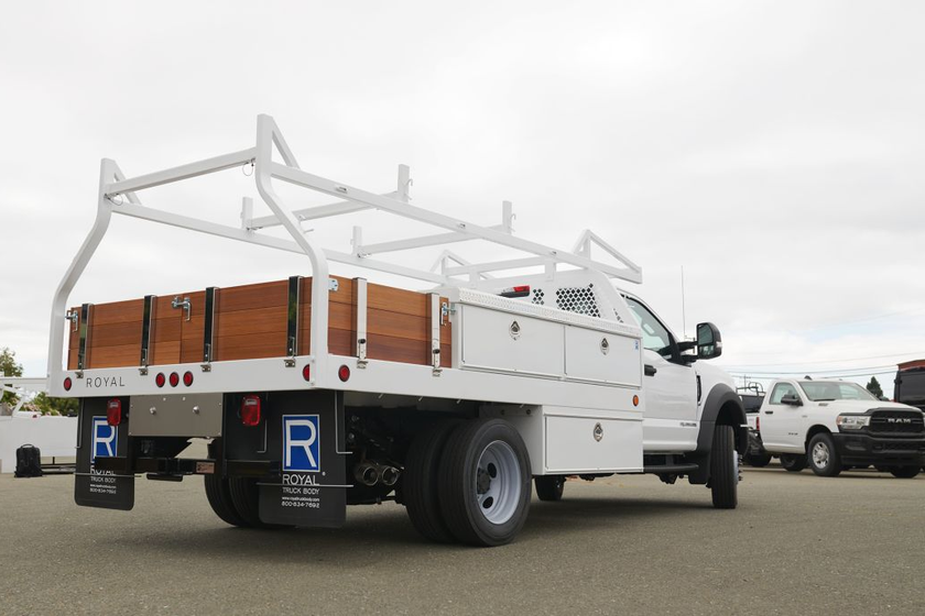Royal manufactures and assembles truck body options for various trades, service utility truck...