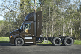 UPS Adds 700+ Natural Gas Vehicles to Fleet