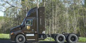 Freightliner Debuts CNG Models