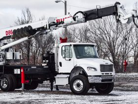 Elliott Equipment to Showcase Digger Derricks and Aerials at ICUEE