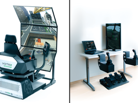 CM Labs to Bring Equipment Simulators to ICUEE