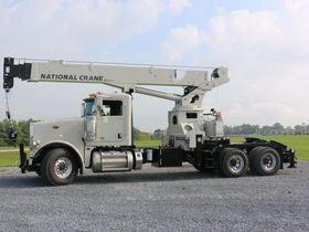 Manitowoc Cranes to Showcase at ICUEE