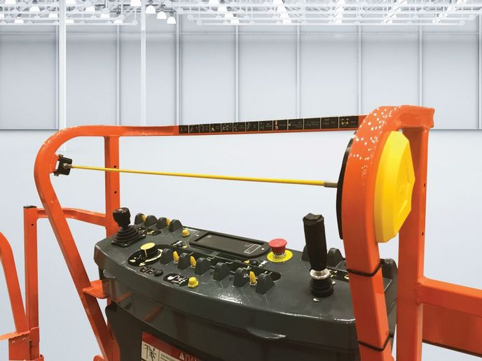 The SkyGuard SkyLine was designed based on feedback from customers and end users.