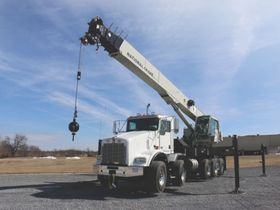 Manitowoc Introduces NBT60L Boom Truck