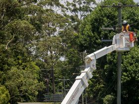Lineman Dies from Electrocution, Boom Truck Removed from Service