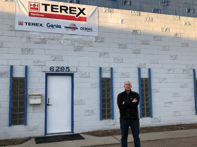 Corey Mozey, a former territory sales manager, has been named branch manager for the Colorado service center.
