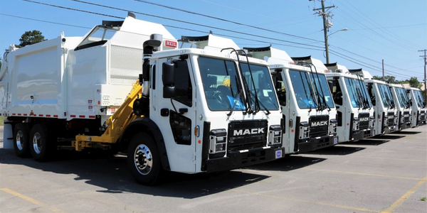 Ready Truck has a wide array of completed garbage trucks, in stock and ready for immediate...