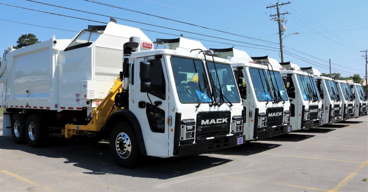 Ready Truck has a wide array of completed garbage trucks, in stock and ready for immediate delivery.