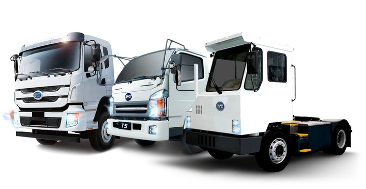 BYD's zero-emission battery-electric trucks deliver a host of environmental benefits as well as a number of advantages to communities such as reduced noise pollution.